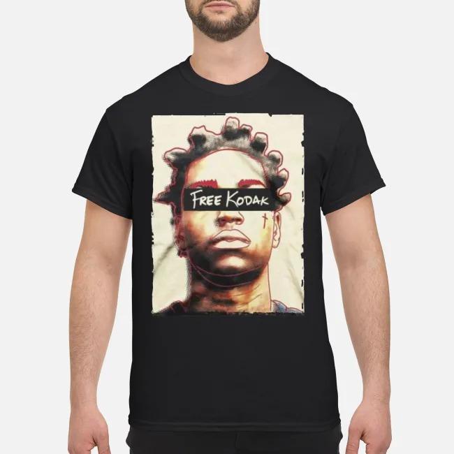 Official Free Kodak shirt