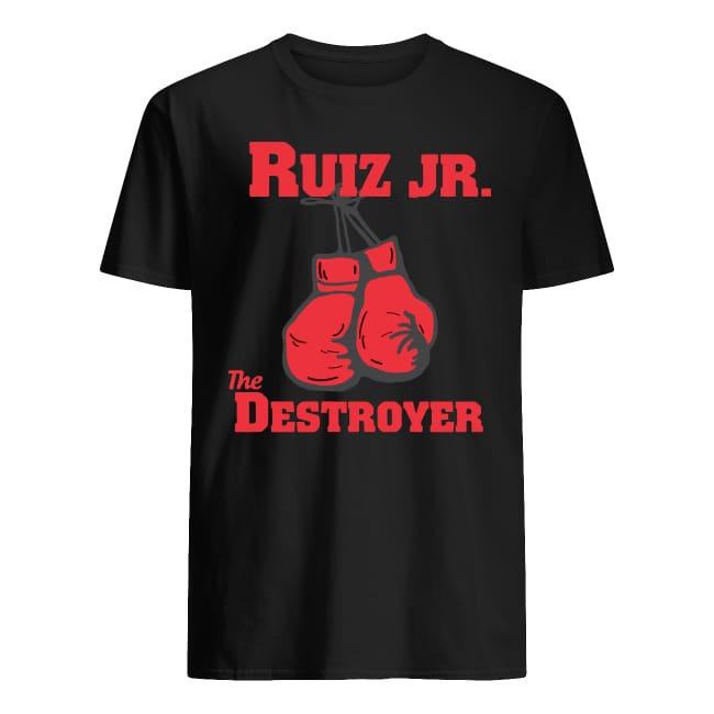 Ruiz Jr. The Destroyer Boxing Shirt