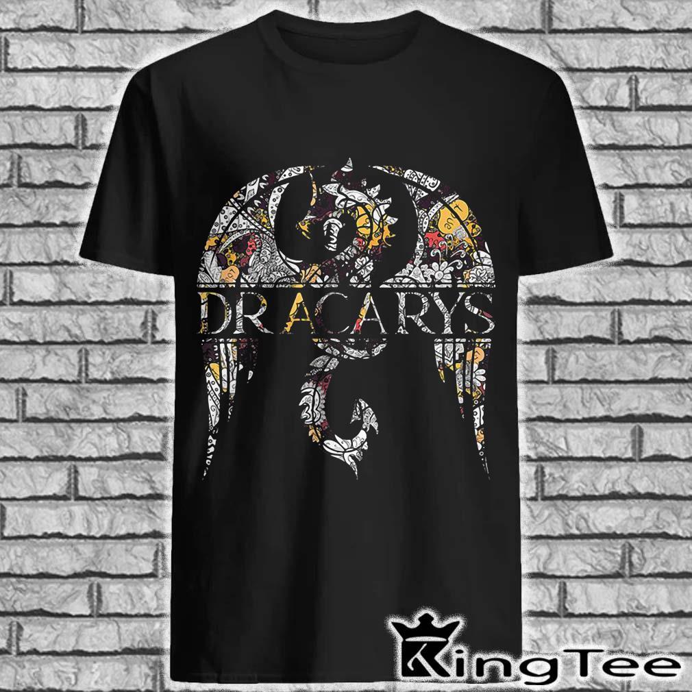 Got Dracarys Tattoo Shirt