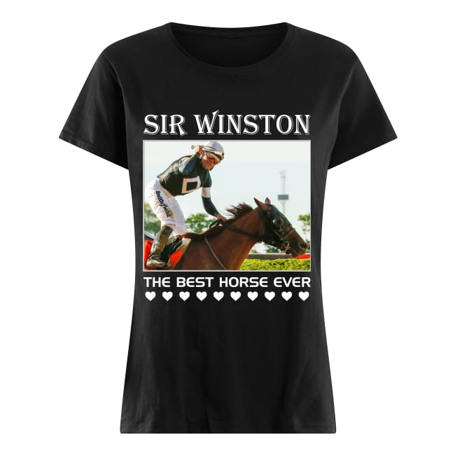 Sir Winston The Best Horse Ever Ladies
