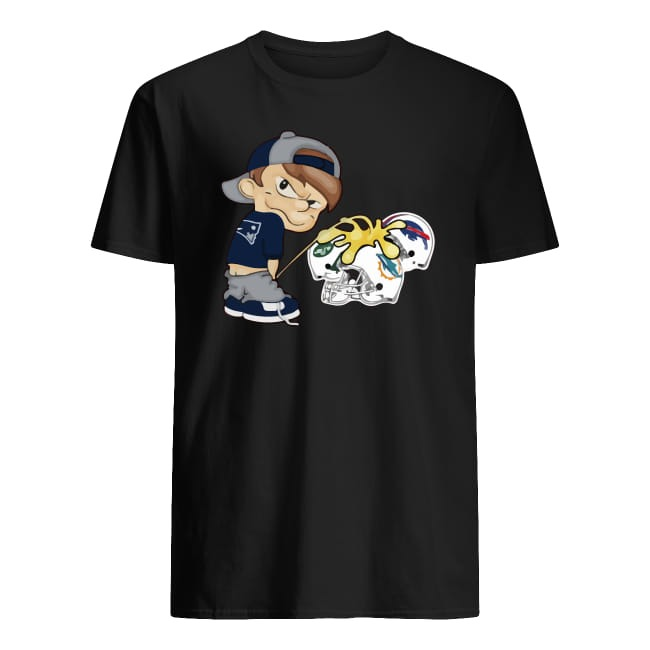 The New England Patriots We Piss on Other NFL Teams Shirt