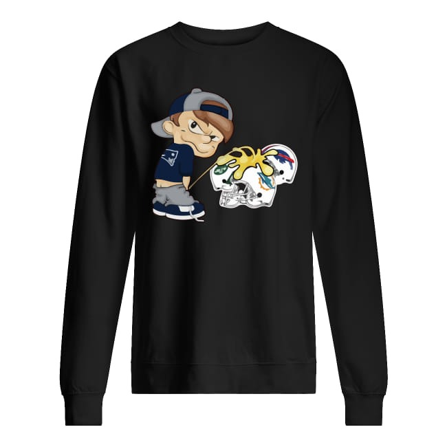 The New England Patriots We Piss on Other NFL Teams Sweater