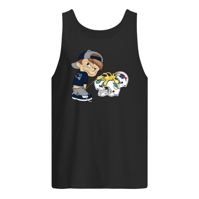 The New England Patriots We Piss on Other NFL Teams Tank top