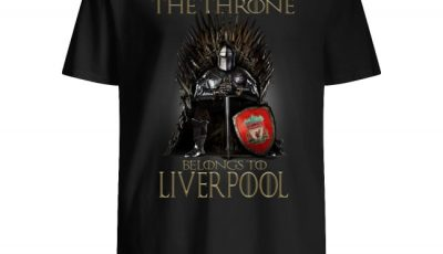 The Throne belongs to Liverpool Shirt