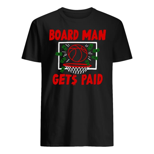 Toronto Raptors Board Man Gets Paid Kawhi Leonard Shirt