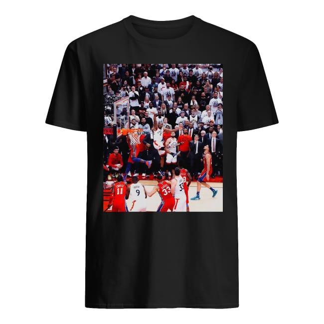 Toronto Raptors Kawhi Leonard Game Winner Shirt
