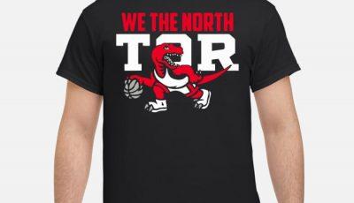 Toronto Raptors We are the north NBA 2019 Finals Champions shirt