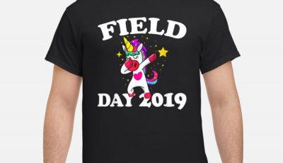 Unicorn Dabbing Field Day 2019 Shirt
