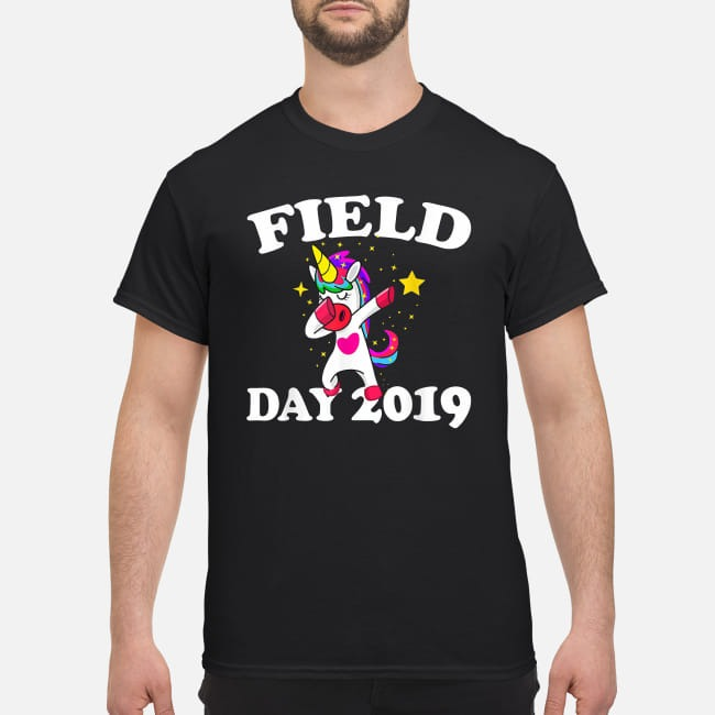 Unicorn Dabbing Field Day 2019 Shirt