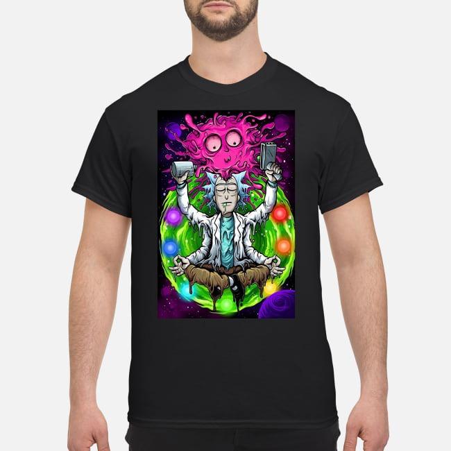 Woke Rick and Morty Mr 8 Legz shirt