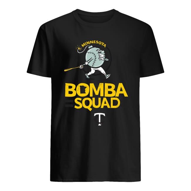 Bomba squad twins shirt