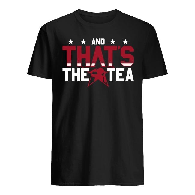 Alex Morgan And That's The Tea Shirt