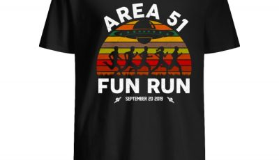 Area 51 Fun Run September 20 2019 sunset Shirt