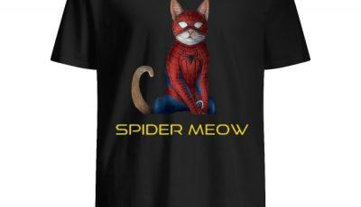 Avenger Spider Man Spider-meow Shirt
