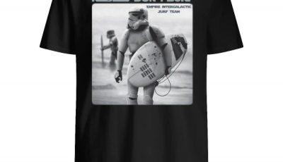 Darth Vader Rebels Don't Surf Shirt
