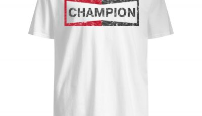Once Upon A Time Brad Pitt Cliff Booth Champion Spark Plug Shirt
