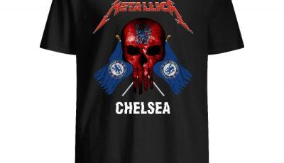 Punisher Metallica Chelsea shirt