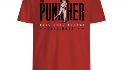 Aristides Aquino The Punisher Shirt