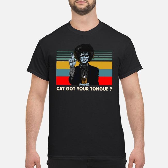 Billy Butcherson Cat Got Your Tongue Vintage Shirt
