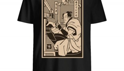 Dentist Samurai Shirt