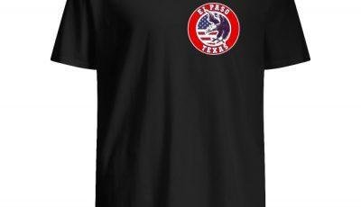 El Paso Eagle USA Flag Patriot Stars Stripes shirt