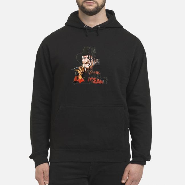 Freddy Krueger Man Of Your Dreams Hoodie