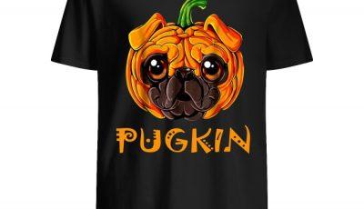 Halloween Pugkin Shirt