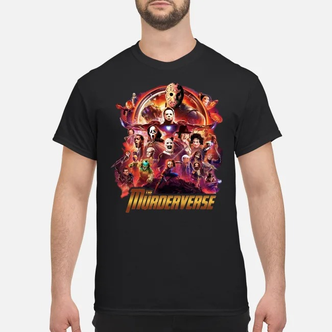 Halloween The Murderverse Horror shirt