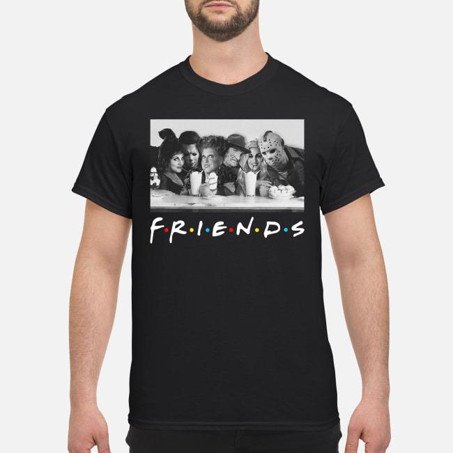 Hocus Pocus Horror Movie Friends Halloween Shirt