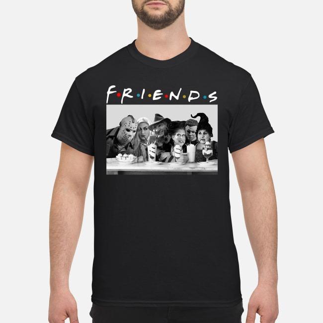 Horror And Hocus Pocus Friends Shirt