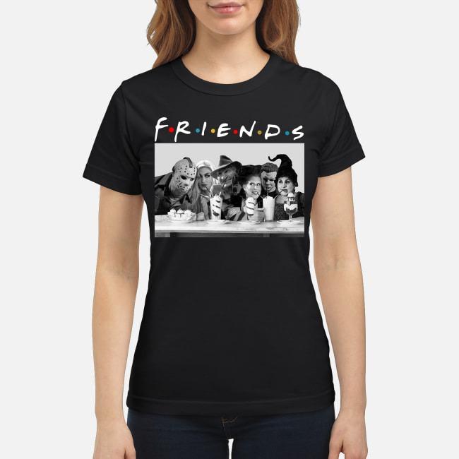 Horror And Hocus Pocus Friends ladies