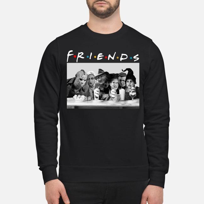 Horror And Hocus Pocus Friends sweater