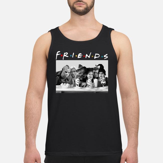 Horror And Hocus Pocus Friends tank top