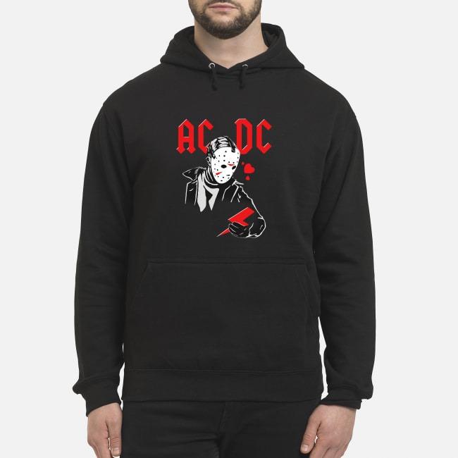 Jason Voorhees ACDC Hoodie