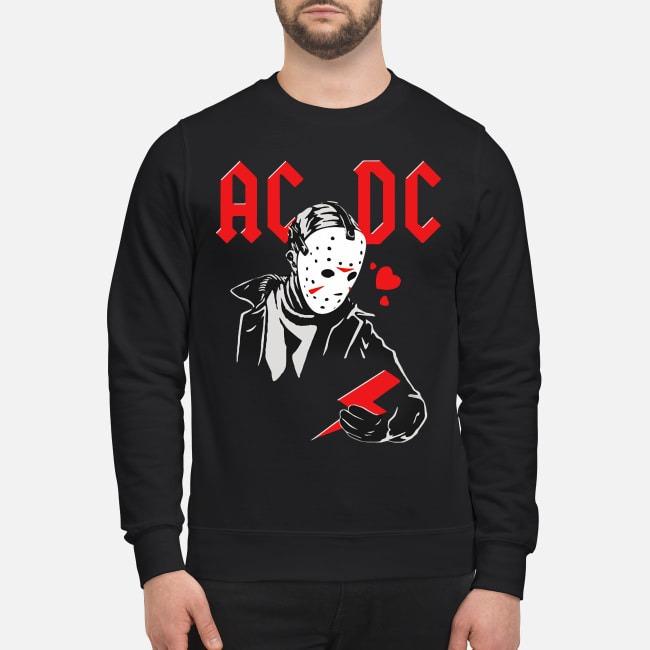 Jason Voorhees ACDC Sweater