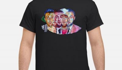 Mac Backwardz Modern Art Shirt