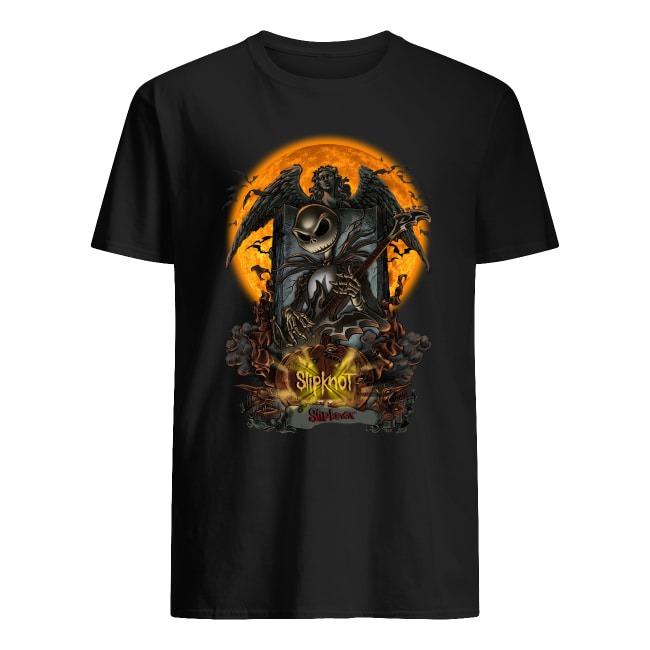 Slipknot Jack Skellington Halloween Shirt