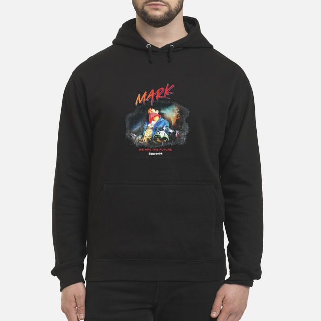 SuperM Mark we are the future Hoodie