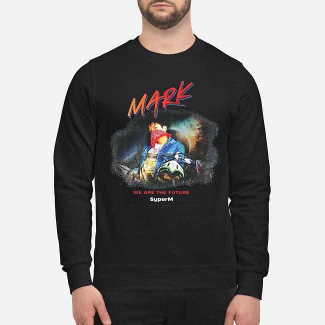 SuperM Mark we are the future Sweater