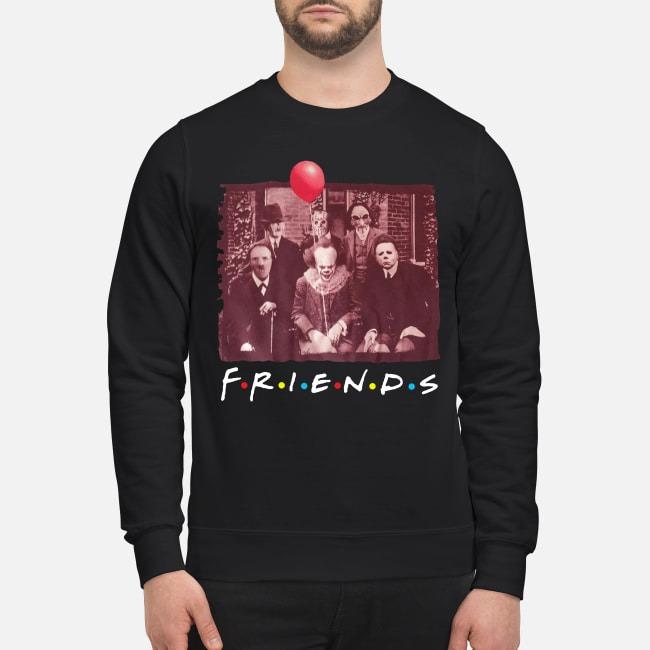 Team Horror Friends Halloween Sweater