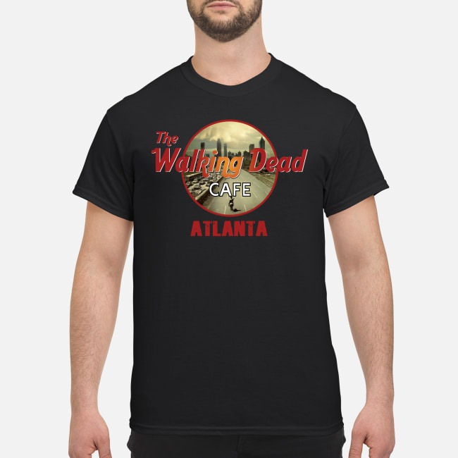The Walking Dead Cafe Atlanta Shirt