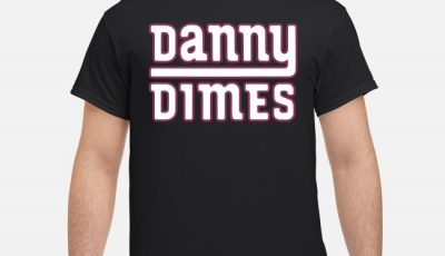 Danny Dimes Ny Giants Shirt