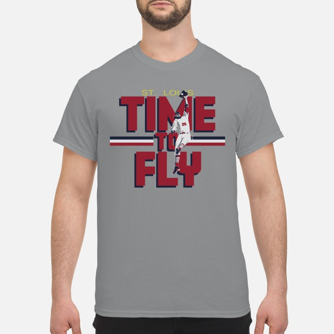 Dexter Fowler St Louis Time To Fly Shirt