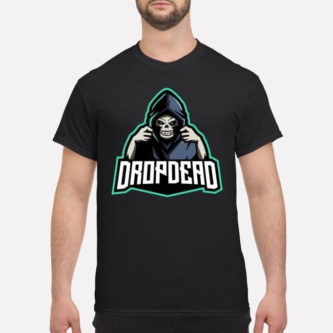 Drop Dead Halloween Shirt