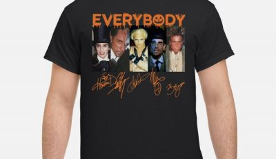 Everybody Signature Halloween Shirt