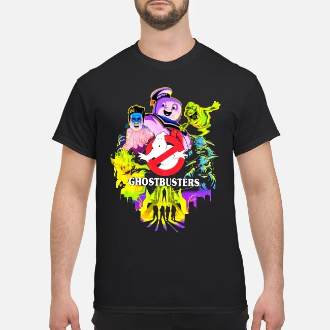 Ghostbuster Halloween Horror Nights 2019 shirt