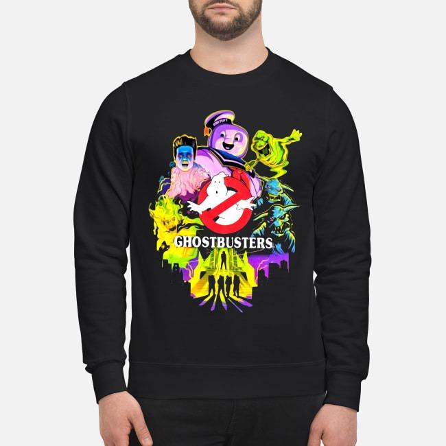 Ghostbuster Halloween Horror Nights 2019 sweater