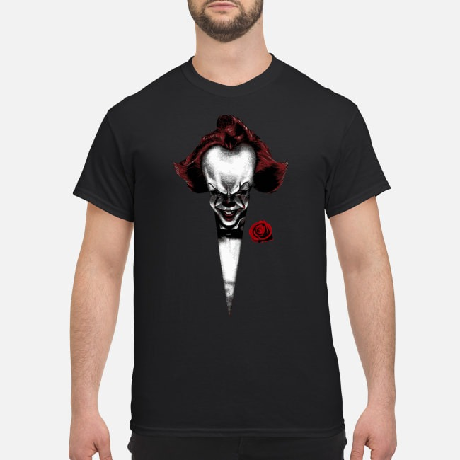 Halloween The Clown Father Pennywise It Shirt