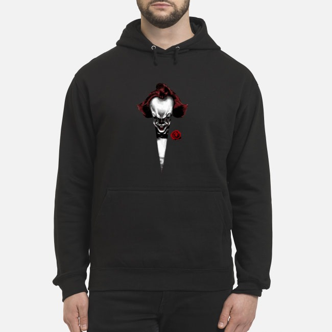 Halloween The Clown Father Pennywise It Hoodie