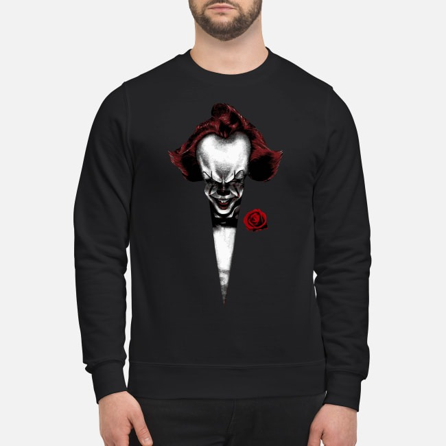 Halloween The Clown Father Pennywise It Sweater